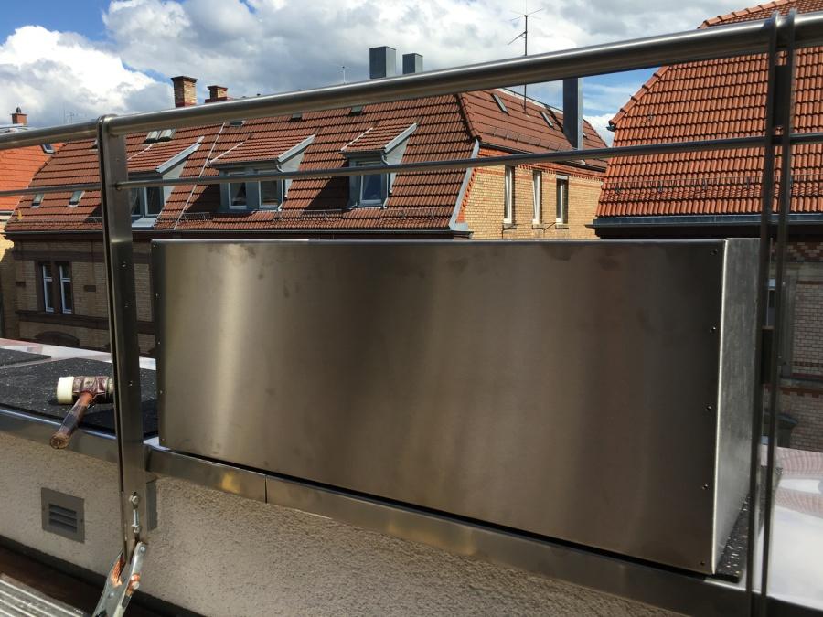 Metallbau Brenner Balkone Und Gelander